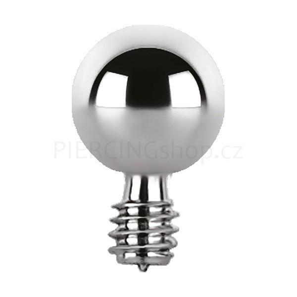 Mikrodermal piercing TOP kulička 2.5 mm