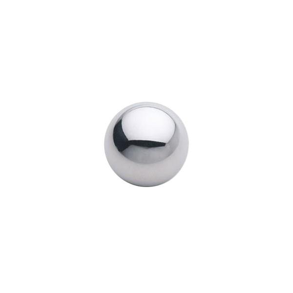 Náhradní KULIČKA na piercing závit 1.2